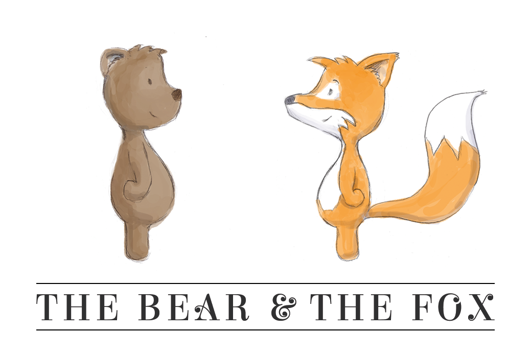The Bear & The Fox Etsy Shop