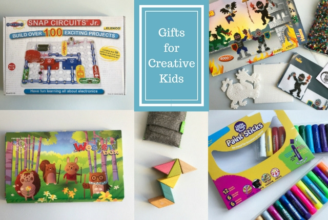 Gift GuideforCreativeKids