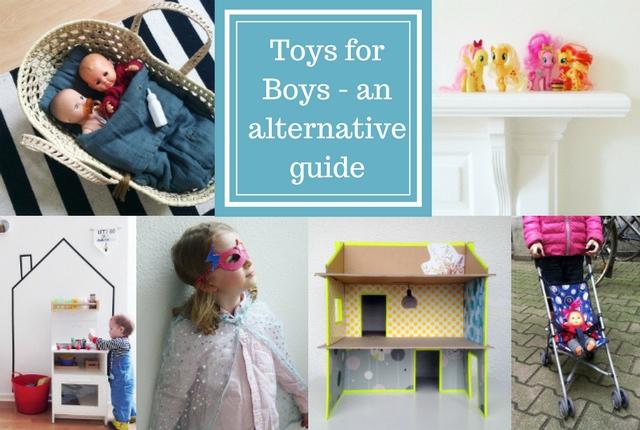 Toys for Boys - an alternative guide
