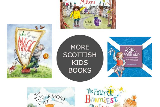 FF More Scottish Kids Books Preview