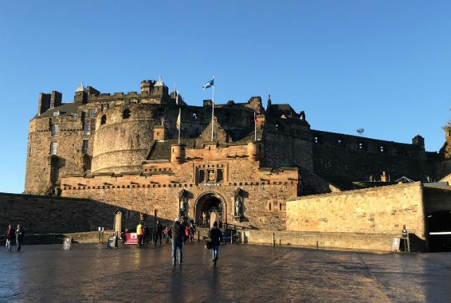 Edinburgh Castle preview