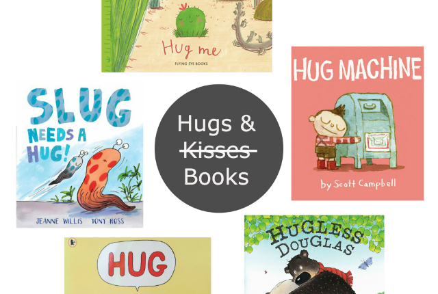 Friday Five Hugs Preview