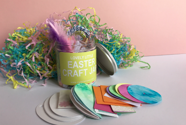 Easter Craft Jar Preview