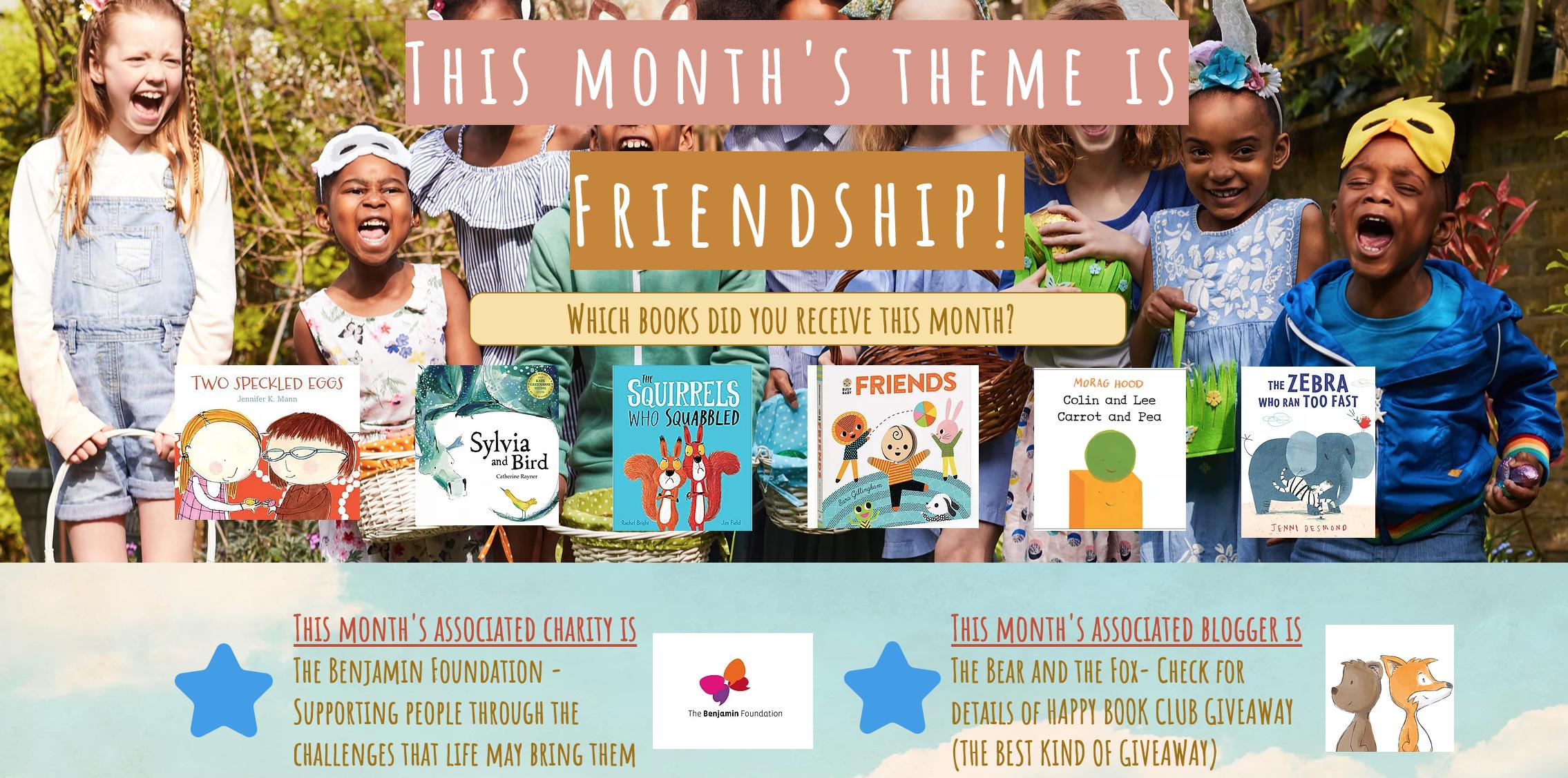 The Happy Book Club Friendship