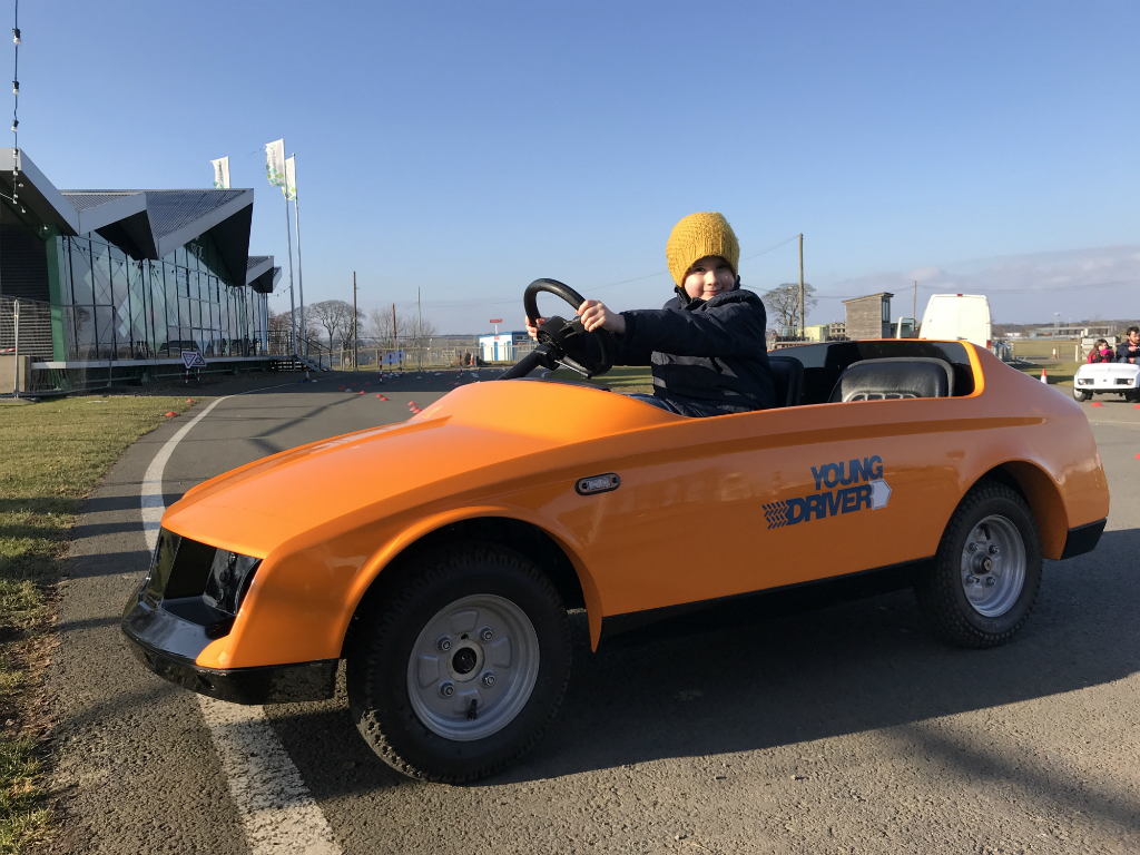 Young Driver Firefly Lesson 02