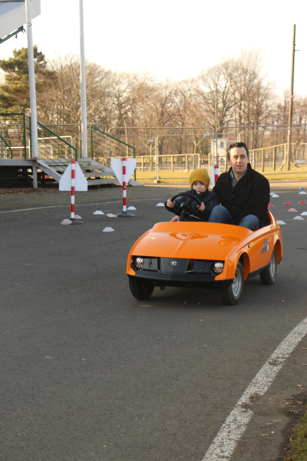 Young Driver Firefly Lesson 03