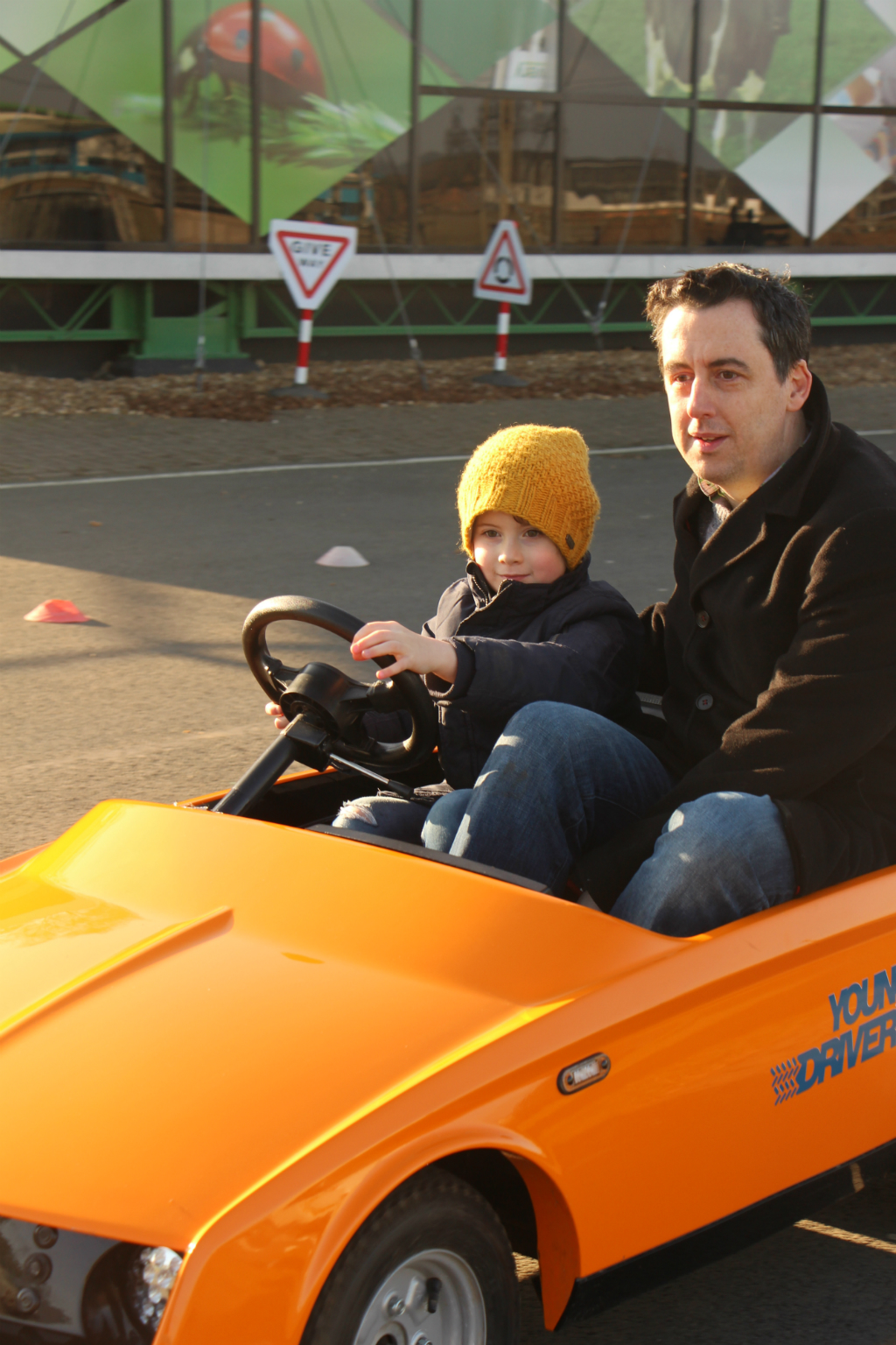 Young Driver Firefly Lesson 04