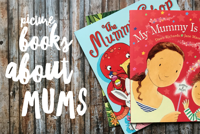 books about mums - preview
