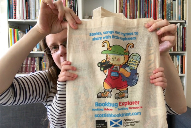 Bookbug Bag Preview