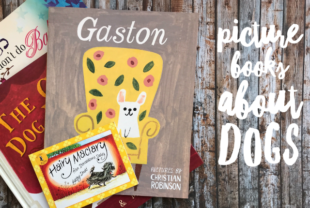 dogs books preview
