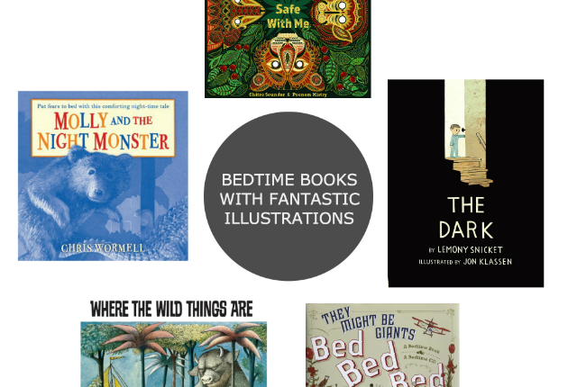 Friday Five Bedtime Stories Preview