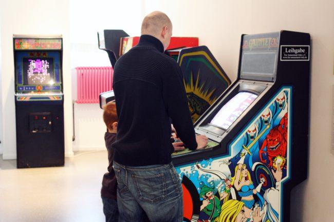 Computer Games Museum Berlin - Arcade Games