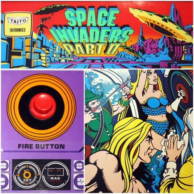 Computer Games Museum Berlin - Space Invaders