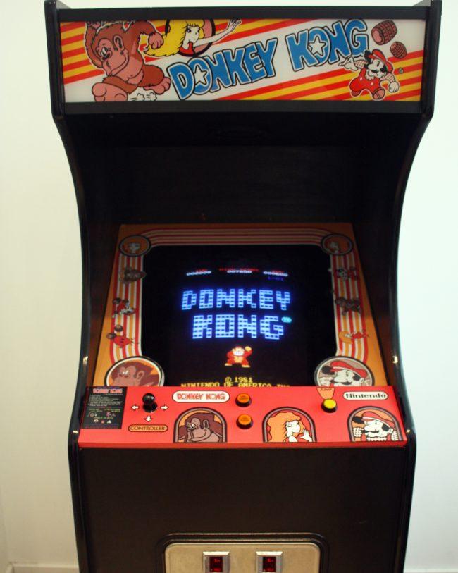 Computer Games Museum Berlin - Donkey Kong