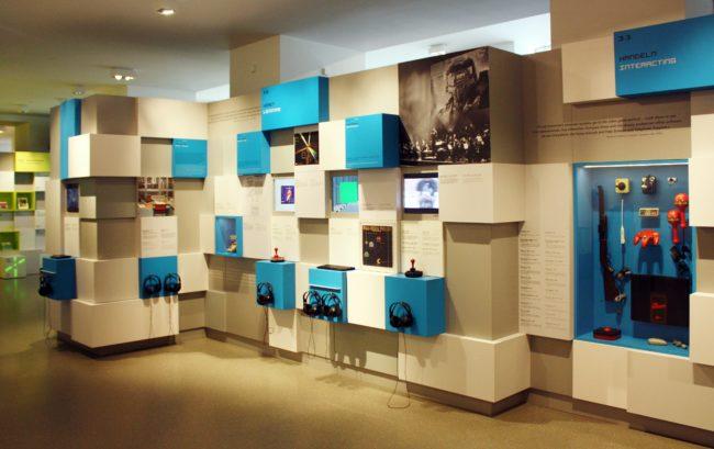Computer Games Museum Berlin - Listening Stations