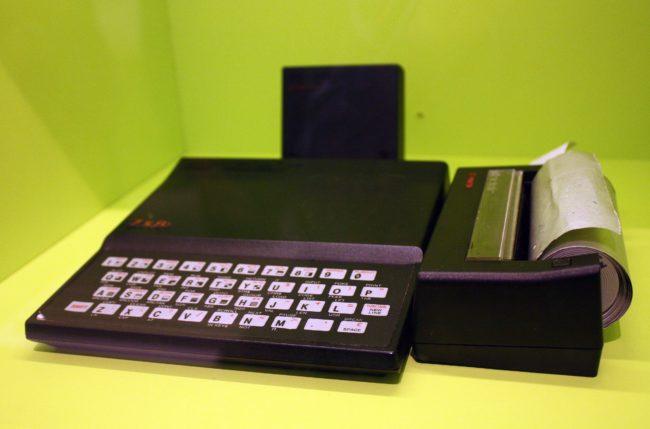 Computer Games Museum Berlin - ZX81