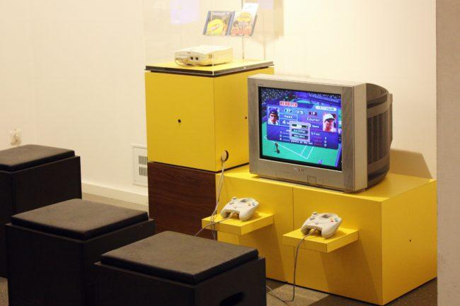 Computer Games Museum Berlin - Interactive Corner