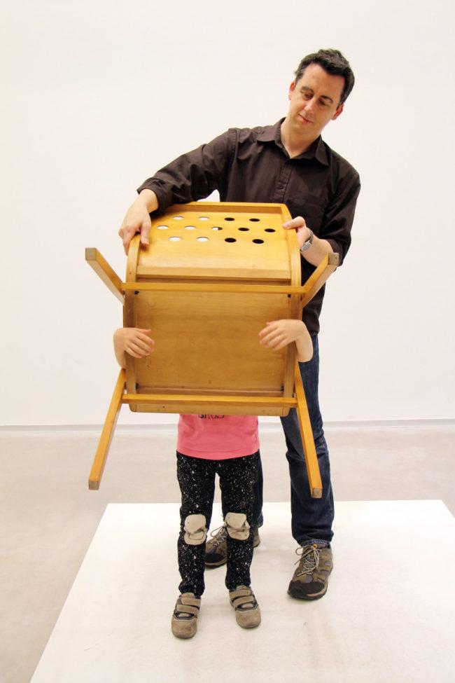 Berlinische Galerie Erwin Wurm exhibition