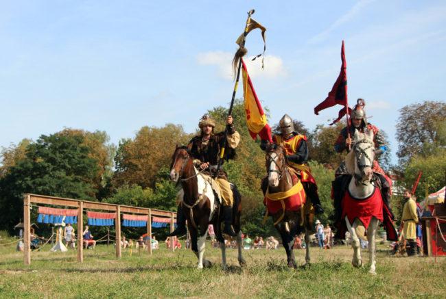 Medieval Festival Domäne Dahlem Berlin