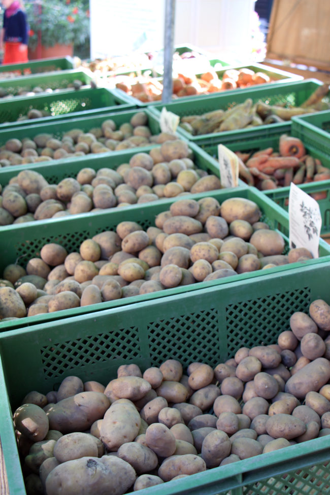 Potato Festival Domäne Dahlem Berlin