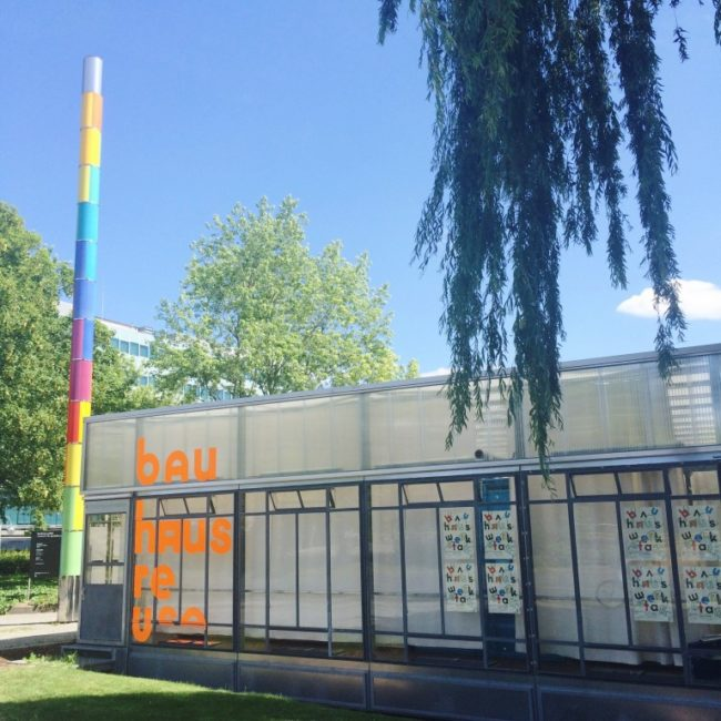 bauhaus lab Berlin