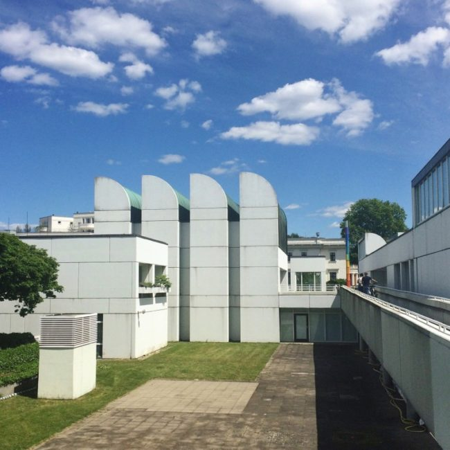 bauhaus archiv museum in Berlin