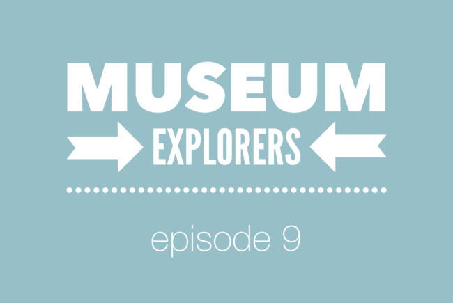 Museum Explorers Interview Series Cover Image