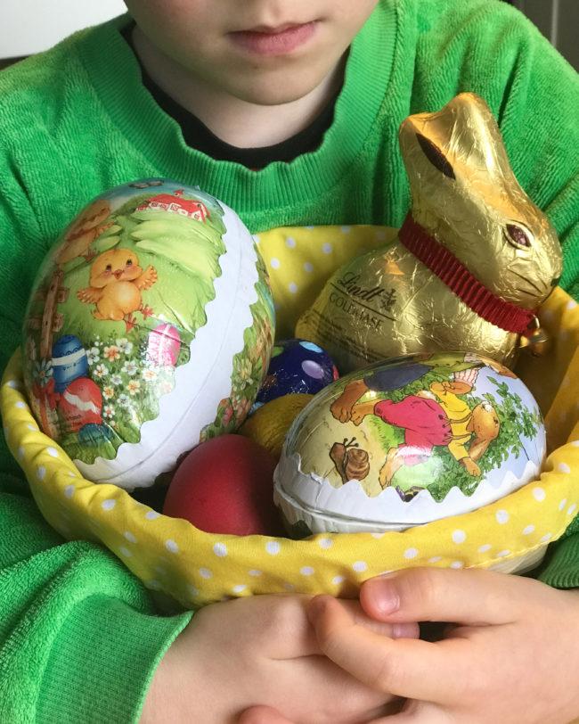 Easter Egg Booty