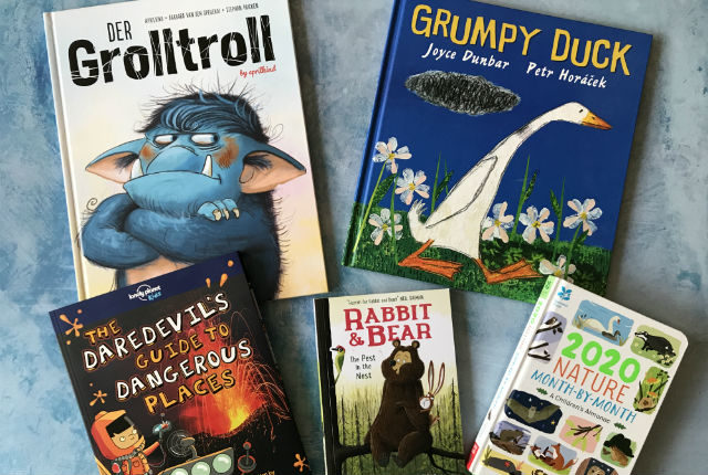 5th Birthday Book Haul