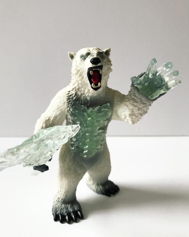 Schleich Eldrador Blizzard Bear
