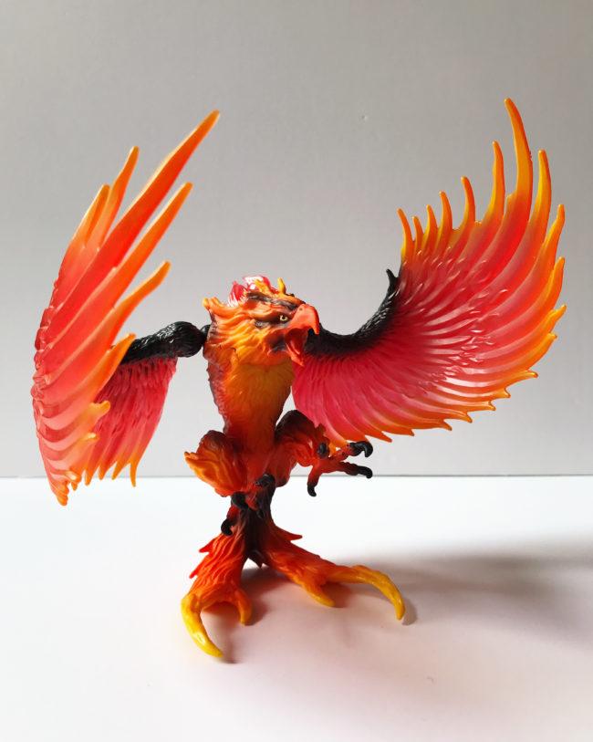 Schleich Eldrador Fire Eagle