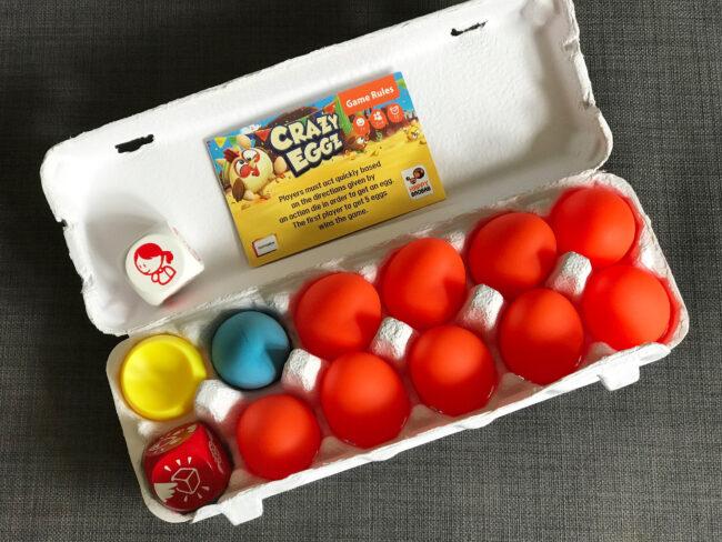Crazy Eggz Game Review