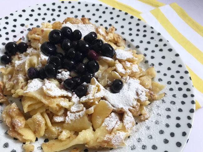 Kaiserschmarren Shredded Pancakes