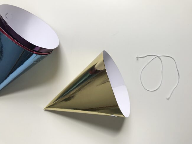 Mini Schultüte Treat Cones