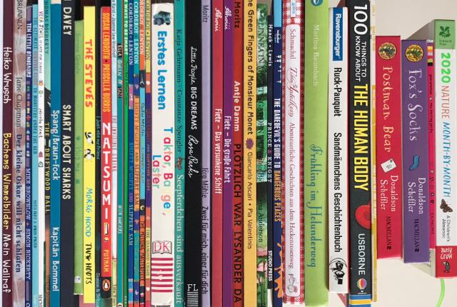 Reading Journey 2020 - 06 June