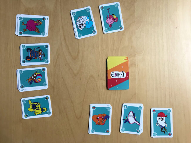 Quirk Card Game Review