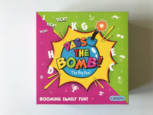 Pass the Bomb The Big One game review