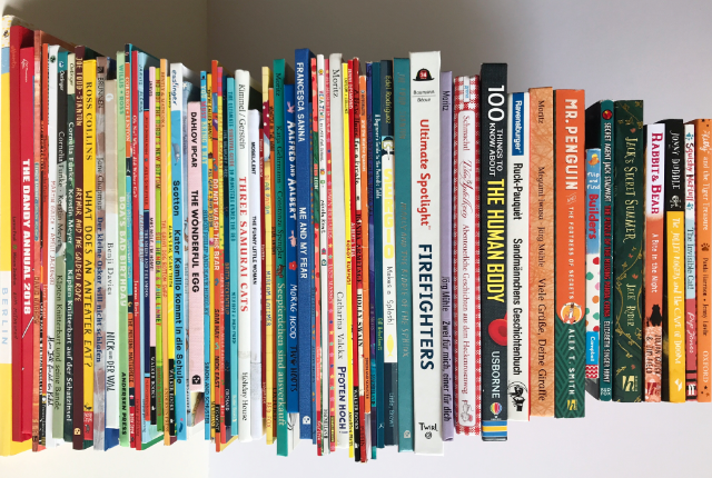 Reading Journey 2020 - Books We Read in July