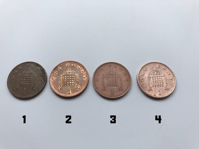 Shiny Penny Experiment