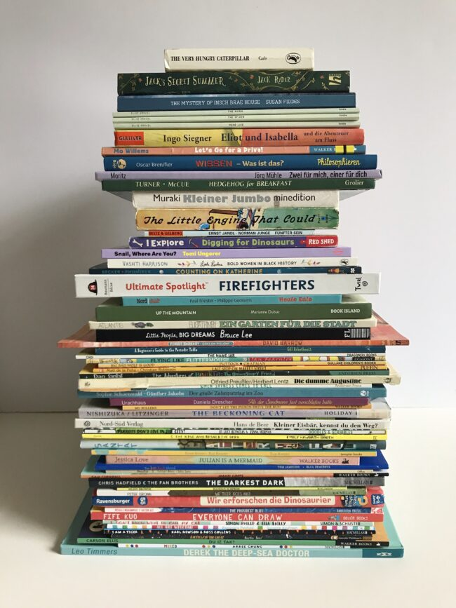 Reading Journey 2020 What We Read in August