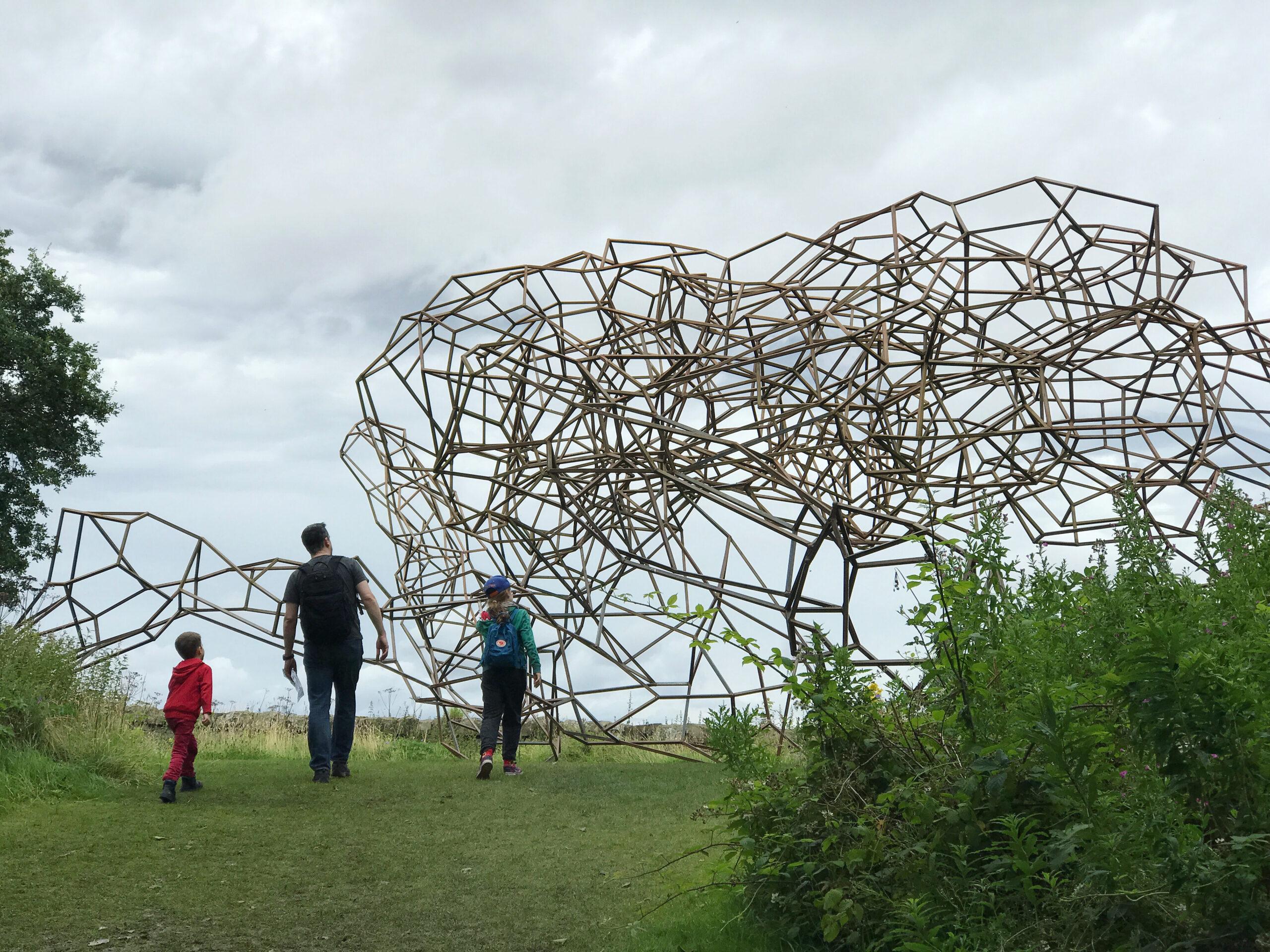 Jupiter Artland Sculpture Park