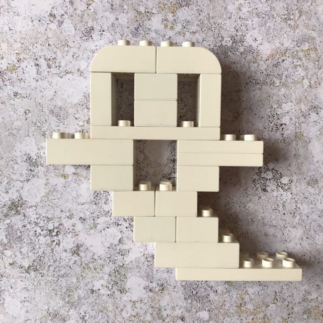 Lego Duplo Halloween Ghost