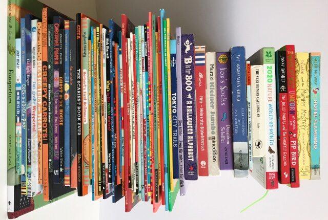 Reading Journey 2020 books we read in September