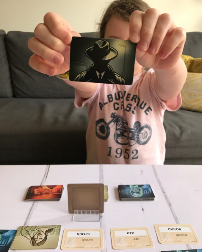 Codenames Game Review