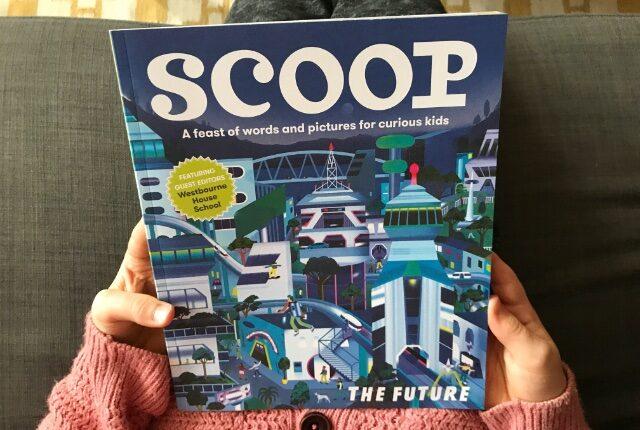 SCOOP Literary Childrens Magazine