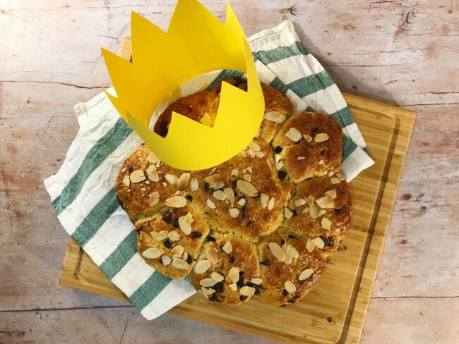Swiss Three Kings Cake