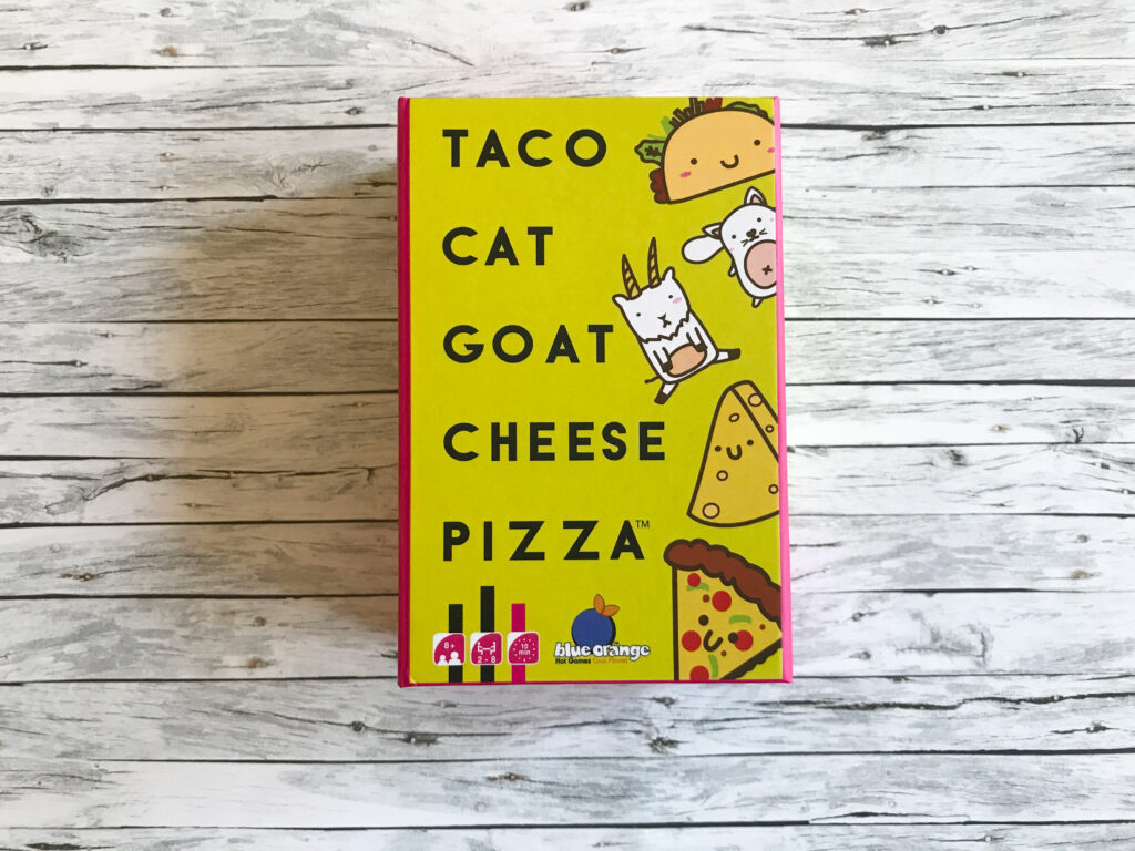 Taco Cat Goat Cheese Pizza game review