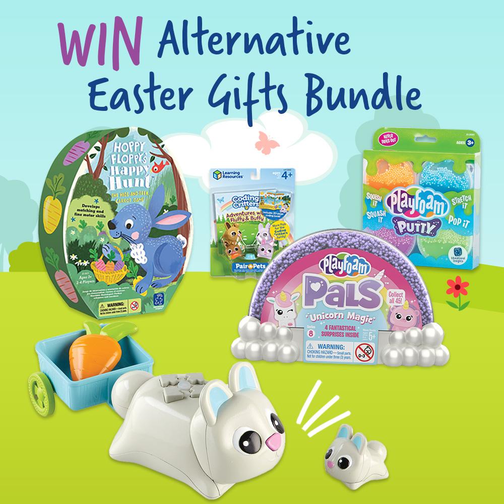 Learning Resources Easter Egg Hunt prize bundle