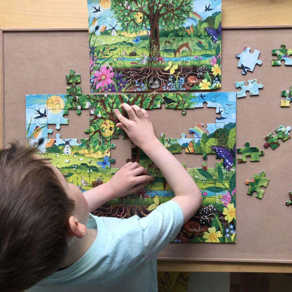 Little Gibsons Wonderful Wildlife Jigsaw Puzzle