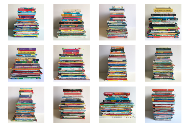 2020 Reading Journey 592 Books in 366 Days
